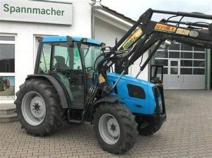tracteur Landini GLOBUS 60