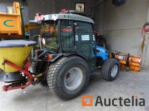 tracteur Landini MISTRAL 55