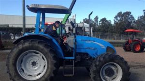 tracteur Landini POWERFARM 105