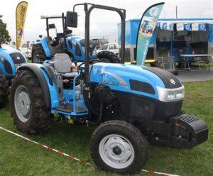 tracteur Landini REX 75