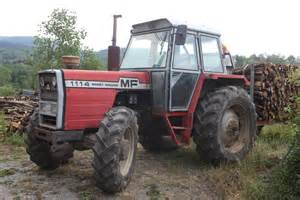 tracteur Massey Ferguson 1114