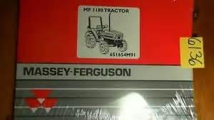 tracteur Massey Ferguson 1180