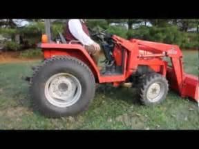tracteur Massey Ferguson 1240