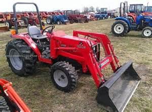 tracteur Massey Ferguson 1260