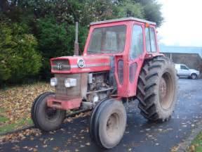 tracteur Massey Ferguson 1345