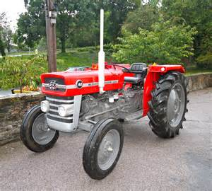 tracteur Massey Ferguson 148
