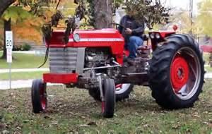 tracteur Massey Ferguson 150