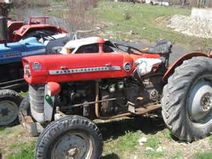 tracteur Massey Ferguson 154