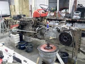 tracteur Massey Ferguson 155