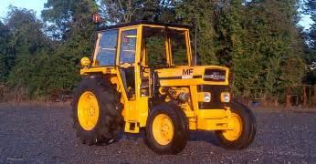 tracteur Massey Ferguson 185