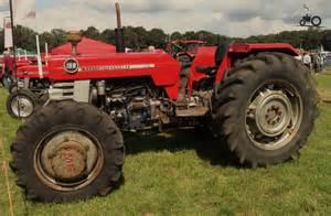 tracteur Massey Ferguson 188