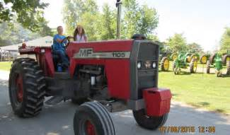 tracteur Massey Ferguson 23