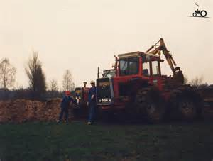 tracteur Massey Ferguson 231