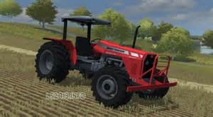 tracteur Massey Ferguson 250X