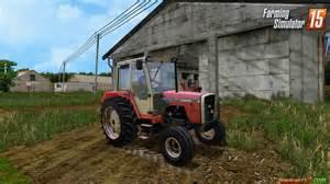 tracteur Massey Ferguson 2675