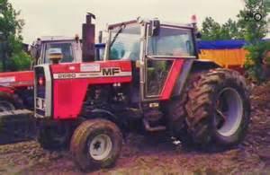 tracteur Massey Ferguson 2680