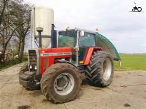tracteur Massey Ferguson 2725
