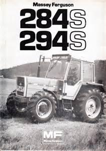 tracteur Massey Ferguson 274S