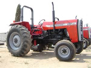tracteur Massey Ferguson 281XE
