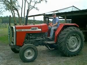 tracteur Massey Ferguson 285