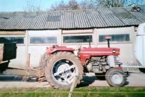 tracteur Massey Ferguson 293