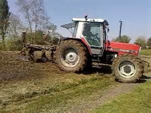 tracteur Massey Ferguson 3090