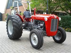 tracteur Massey Ferguson 35