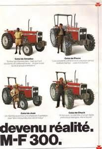 tracteur Massey Ferguson 375
