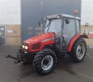 tracteur Massey Ferguson 4215