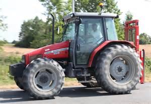 tracteur Massey Ferguson 4255