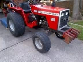 tracteur Massey Ferguson 431