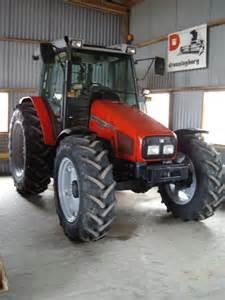 tracteur Massey Ferguson 4355
