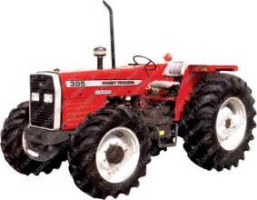 tracteur Massey Ferguson 435 XTRA