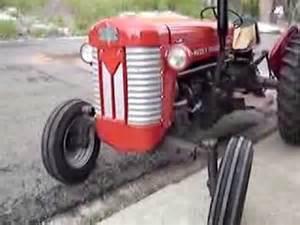 tracteur Massey Ferguson 50X