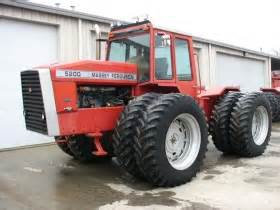 tracteur Massey Ferguson 5200