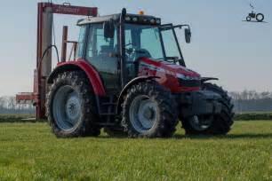 tracteur Massey Ferguson 5450
