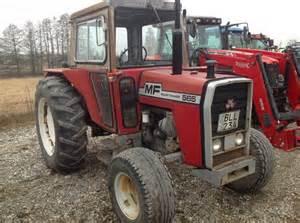 tracteur Massey Ferguson 565