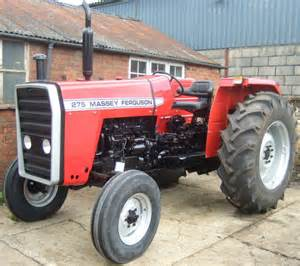 tracteur Massey Ferguson 575