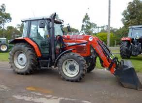 tracteur Massey Ferguson 6245