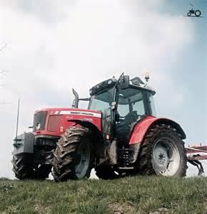tracteur Massey Ferguson 6265