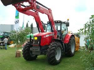 tracteur Massey Ferguson 6475