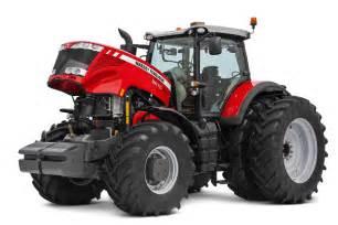 tracteur Massey Ferguson 7180