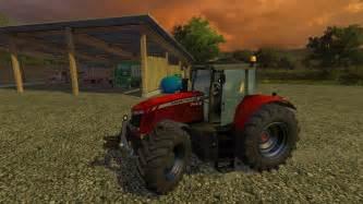tracteur Massey Ferguson 7622