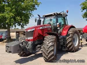 tracteur Massey Ferguson 7626