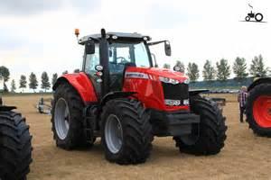 tracteur Massey Ferguson 7719