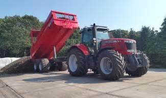 tracteur Massey Ferguson 7720