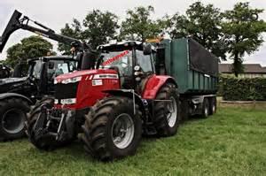 tracteur Massey Ferguson 7724