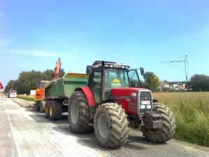 tracteur Massey Ferguson 8130