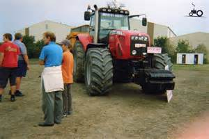 tracteur Massey Ferguson 8480