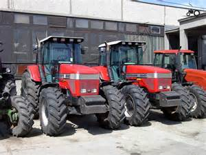 tracteur Massey Ferguson 9240
